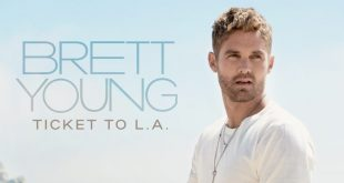 Brett Young promises more uplifting album.