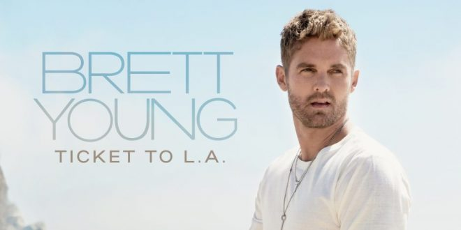 Brett Young promises more uplifting album.