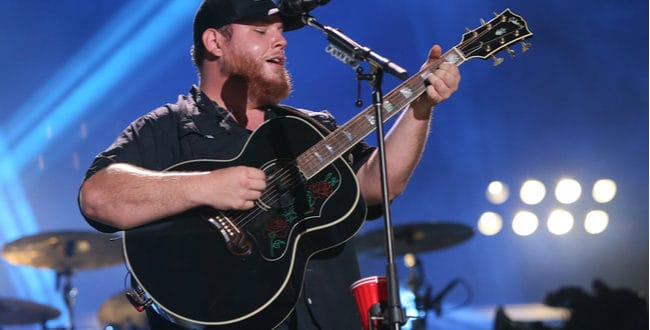 Luke Combs parents inspire his latest hit!